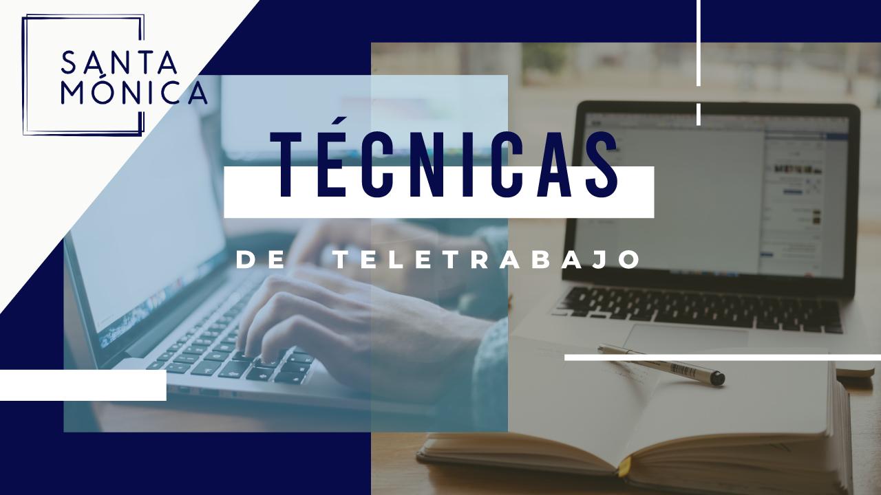 Técnicas De Teletrabajo